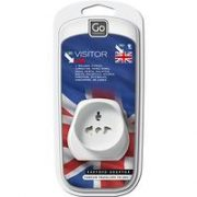 Go Travel Visitor UK Adaptor