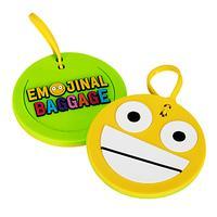 Emojinal Luggage Tag