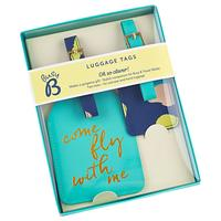 Busy B 'Come Fly With Me' Luggage Set