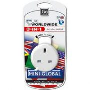 Go Travel Mini Global Adapter