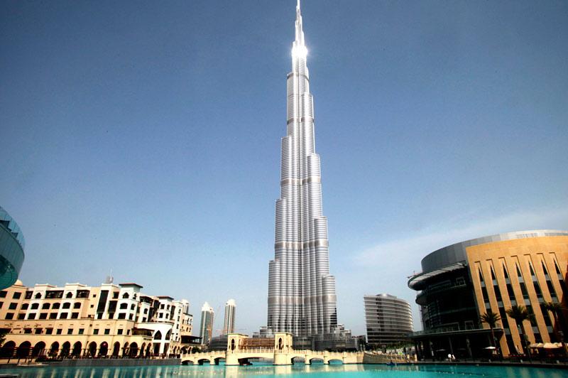 Burj Khalifa Ramadan