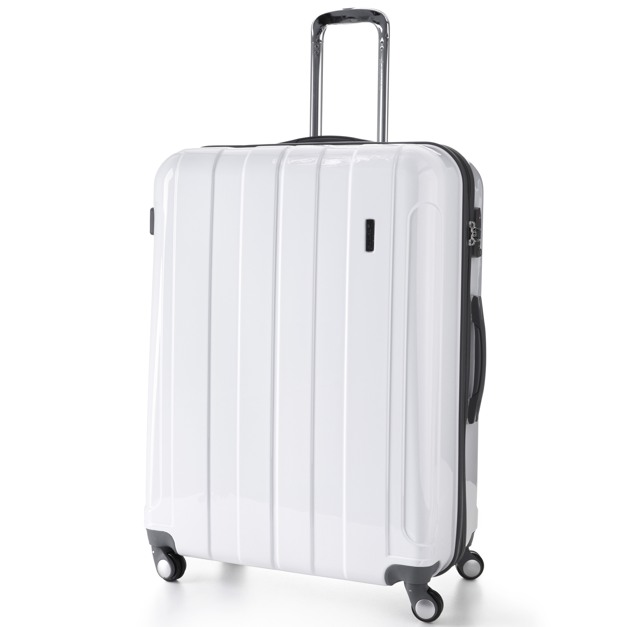 Aerolite PCF525 Hardshell Travel Luggage Suitcases 29″ (WHITE