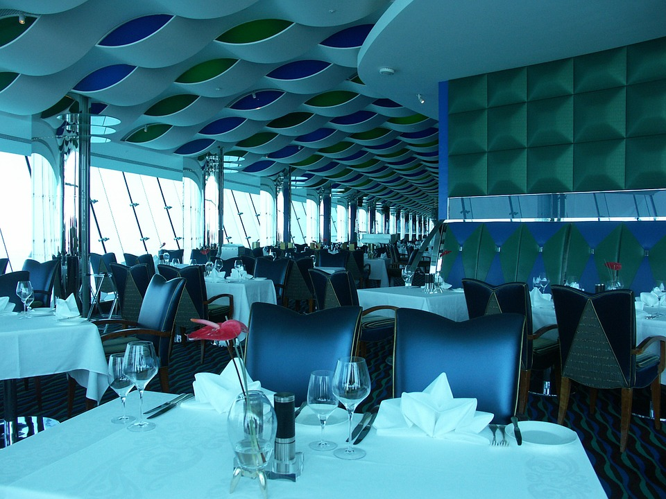 Dining Out In Dubai
