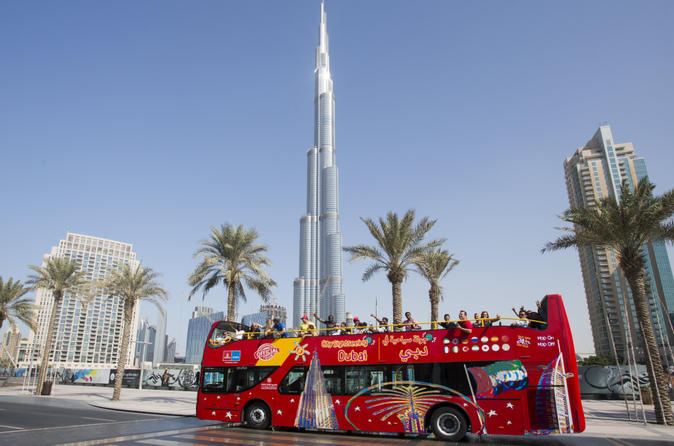 City Sightseeing Tours In Dubai