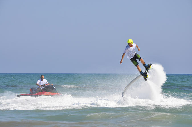 Sporting activities and water sports in Dubai